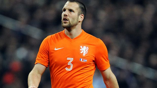 Ron Vlaar has been linked with a move away from Villa Park